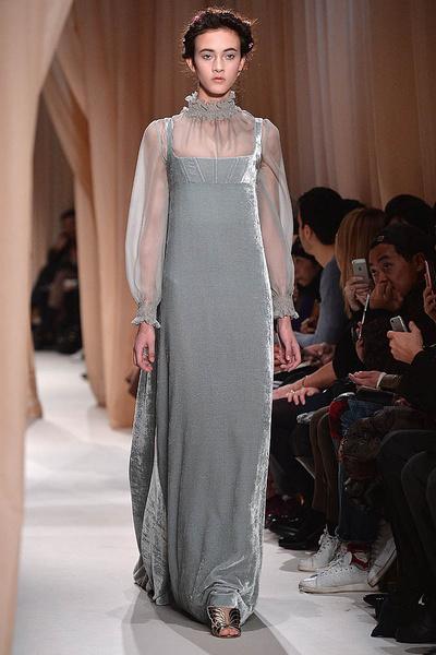 Показ Valentino Haute Couture   галерея [1] фото [38]