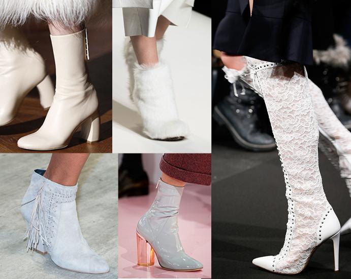 Модные сапоги осень зима 2015 2016 фото 2