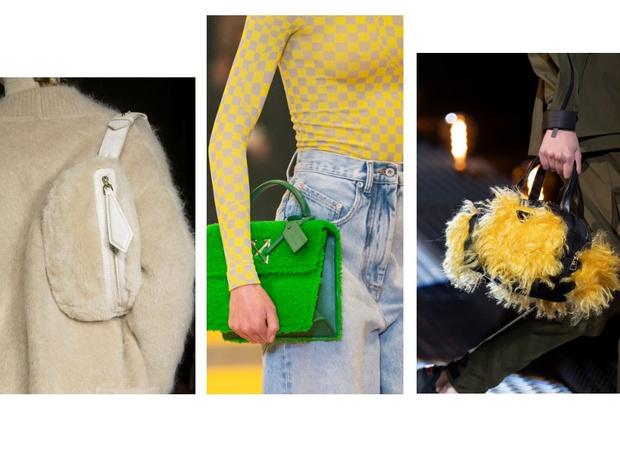 Итоги Недель моды осень-зима 2019: какие сумки мы будем носить через полгода (фото 4)