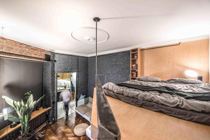 Маленькая квартира 35 м² во Львове (фото 9)