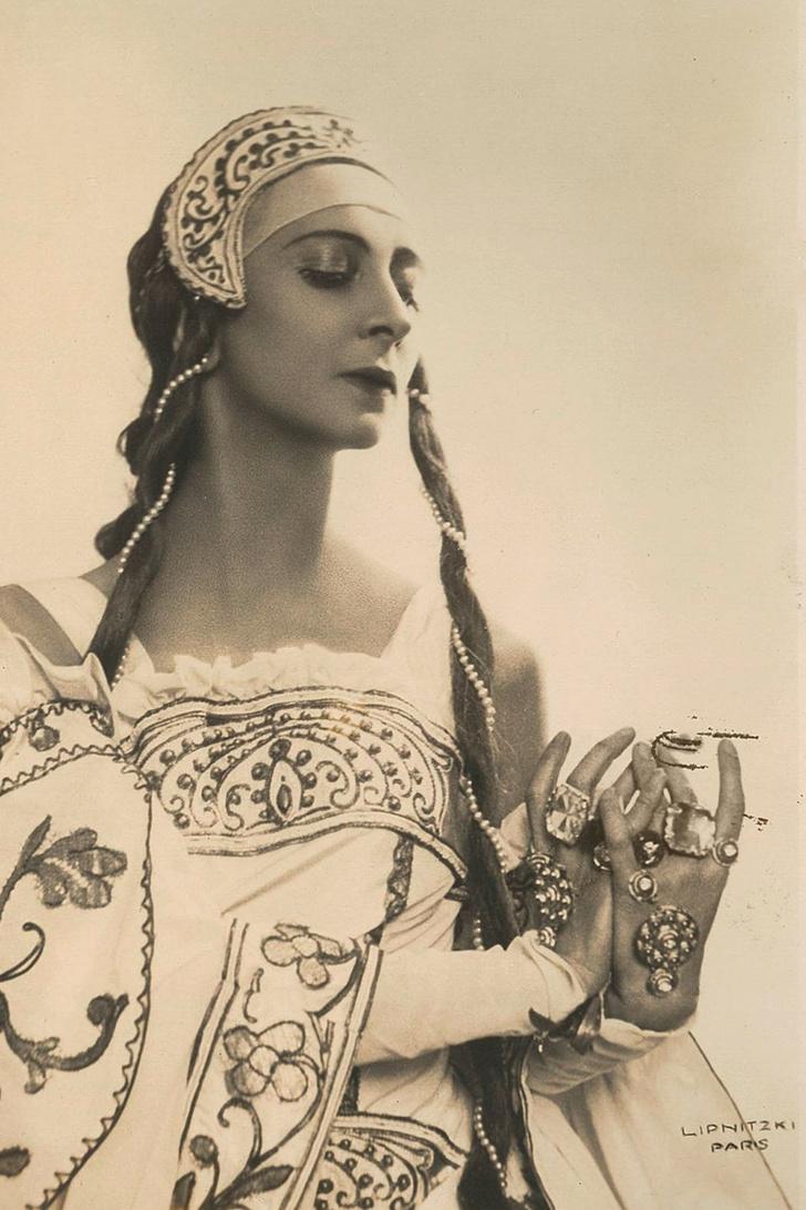 Патрис Легеро: «Я бы хотел, чтобы коллекция Le Paris Russe De Chanel создавала образ счастливой России — полной красок, щедрой и богатой страны» (фото 1)