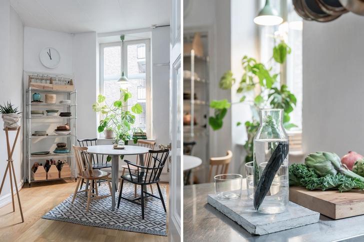 Образцовая скандинавская квартира 140 м² (фото 19)