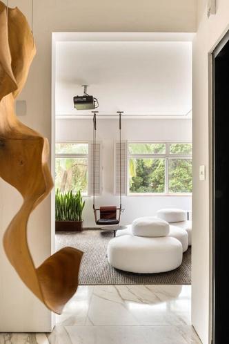 Квартира с предметами искусства в Сан-Паулу (фото 4.2)