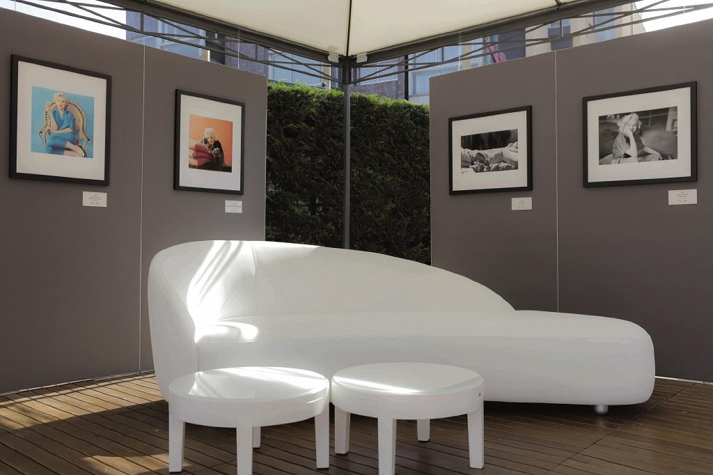 Венецианский кинофестиваль, лаунж-зона, мебель, дизайн, Monbel