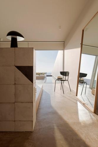 Белоснежная вилла на Санторини от Kapsimalis Architects (фото 24.1)