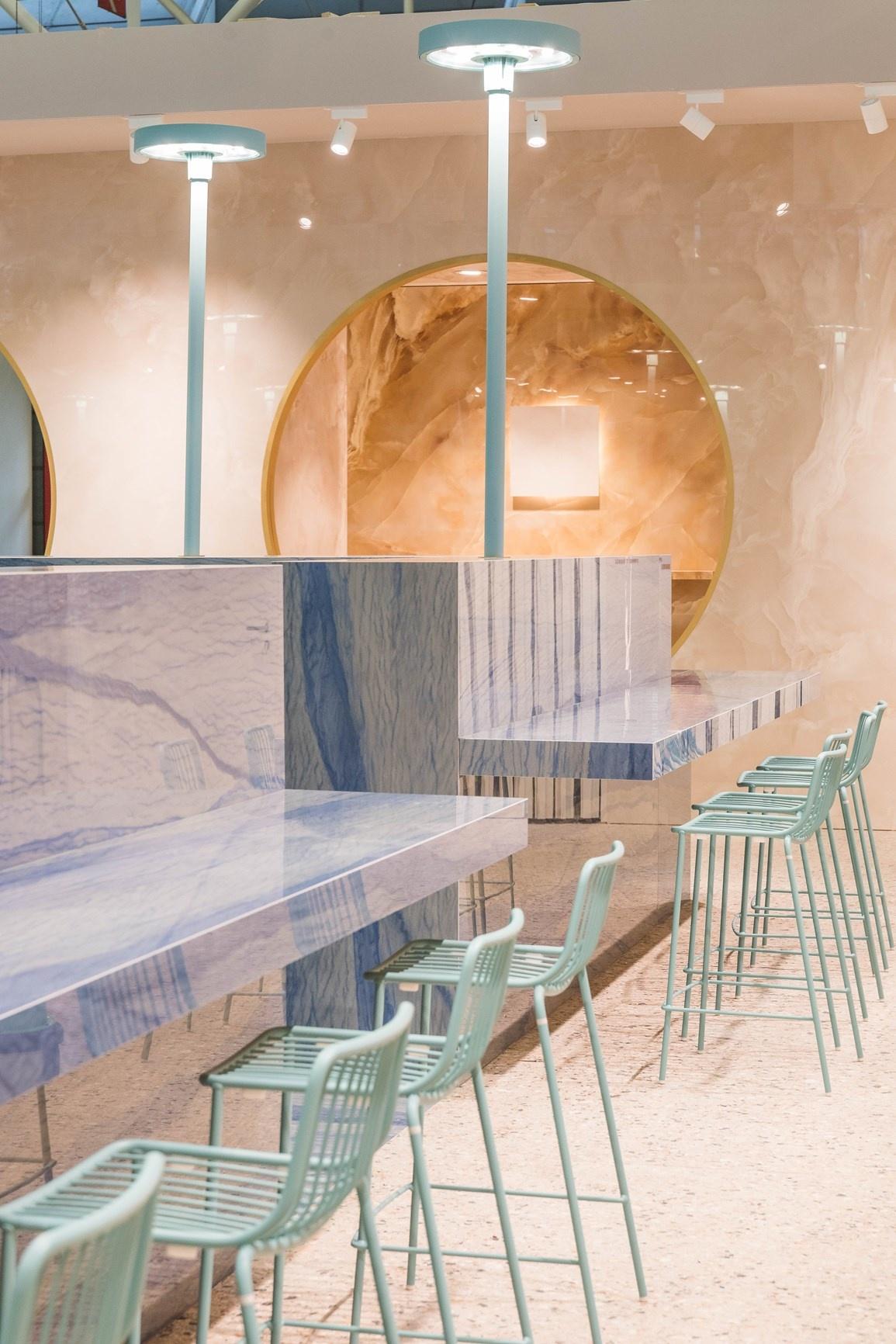 15 новинок выставки Cersaie, которые выглядят как произведения искусства (галерея 6, фото 3)