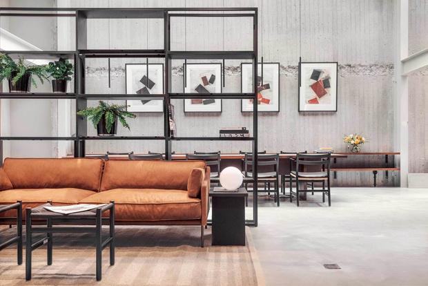 Blique by Nobis: отель по проекту Герта Вингорда в Стокгольме (фото 0)