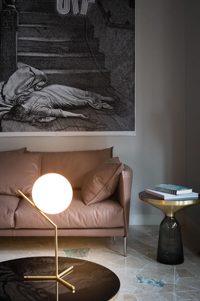 Настольная лампа IC, Flos
