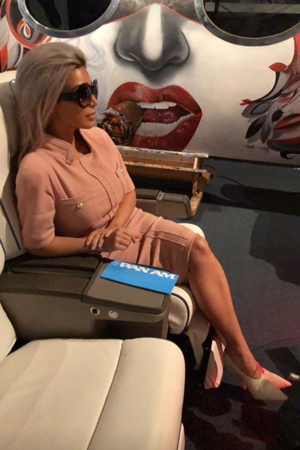 Из телезвезды в первые леди: Ким Кардашьян в образе Жаклин Кеннеди (фото 2)