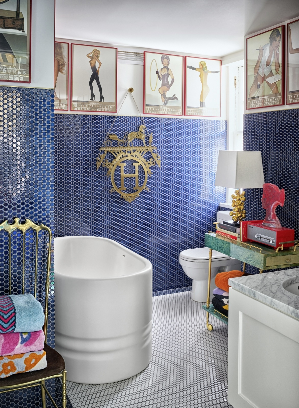 Необычная ванна: 25+ вдохновляющих примеров (галерея 1, фото 1)