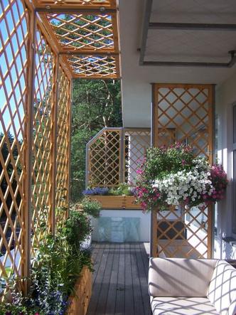 Как защитить летнюю террасу и балкон от шума? (фото 5.1)