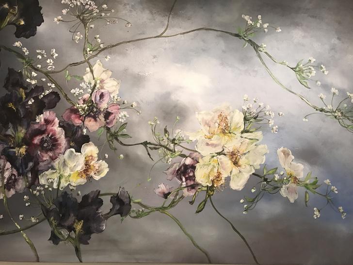 Клер Баслер: «Мои картины — это мой способ общения с миром» (фото 2)