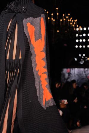 Показ Tsumori Chisato коллекции сезона Осень-зима 2013-2014 года Prêt-à-porter - www.elle.ru - Подиум - фото 538918