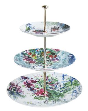 Новая коллекция «Букет цветов» от Bernardaud (фото 3.1)