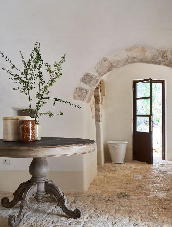 Старинный дом-трулло для модной римлянки в Апулии (фото 15)