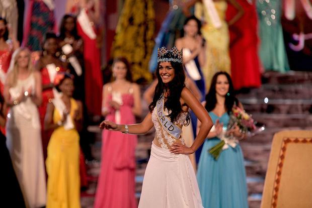Кайане Лопес Мисс мира 2009