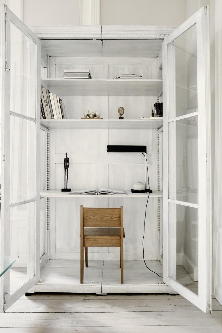 Туманное будущее: квартира в Копенгагене (фото 6)