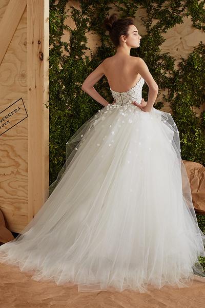 Лучшие коллекции Недели свадебной моды | галерея [7] фото [2]