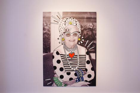 Выставка «Nina Ricci. Во сне и наяву» в Государственной галерее на Солянке | галерея [1] фото [5]