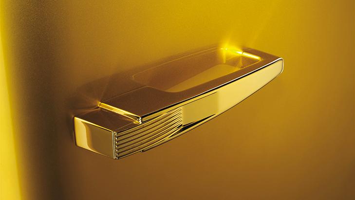 Золотая осень: бытовая техника и декор в цвете золота (галерея 1, фото 2)