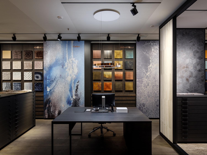 В салоне KRASSKY появился отдел Luxury Textures (галерея 6, фото 0)