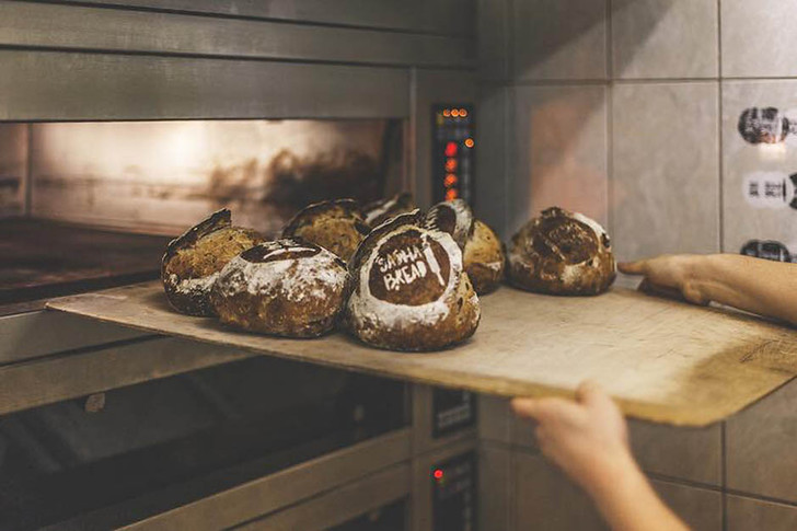 Ешь и худей: 5 пекарен с ремесленным хлебом фото [1]