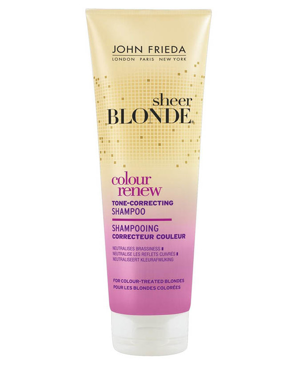 Шампунь Sheer Blonde от John Frieda