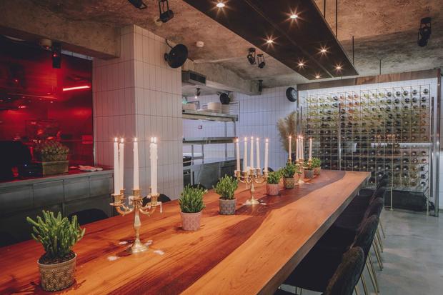 Топ 3: дизайнерские рестораны Уильяма Ламберти в Москве (фото 1)