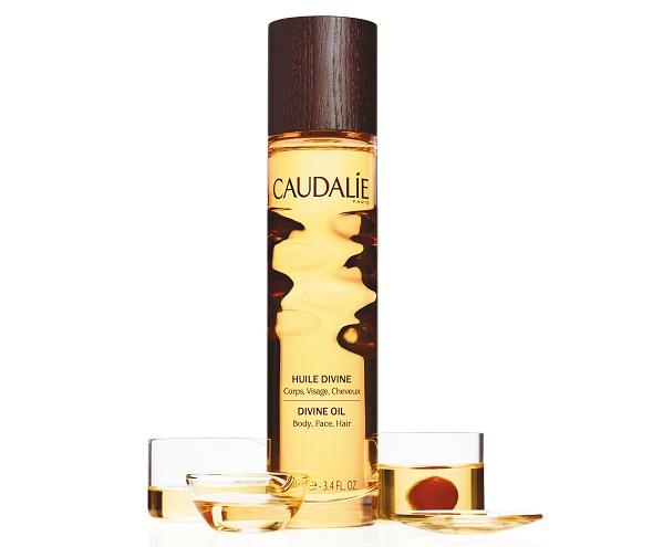 Божественное масло Divine Oil от Caudalie