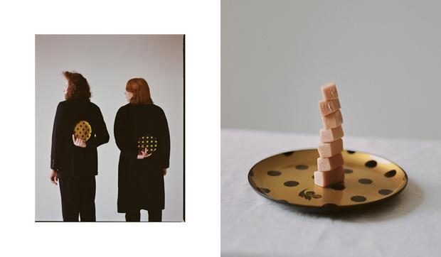 Новая коллекция HALF&Хохлома от бренда HALF&HALF (фото 6)