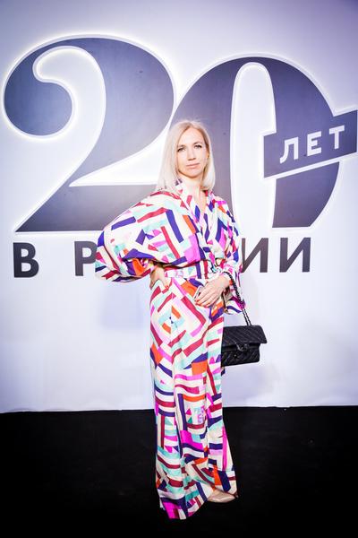 Marie Claire отпраздновал свое 20-летие в России | галерея [1] фото [3]