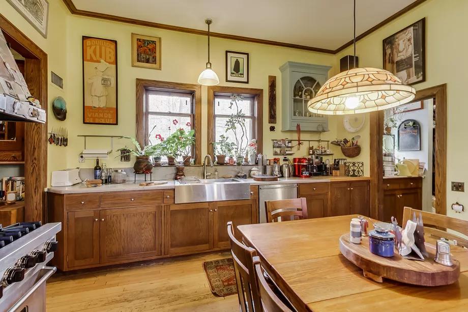 5 домов Фрэнка Ллойда Райта, которые можно купить прямо сейчас (галерея 4, фото 2)