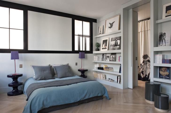 Квартира в центре Парижа: проект бюро Double G (фото 9)