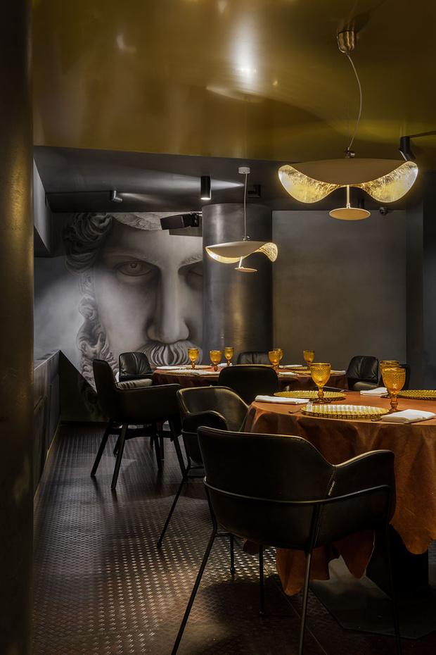 Греческий ресторан «Пифагор» в Москве (фото 12)