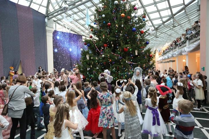 Новый год в городе: куда сходить с детьми (фото 15)