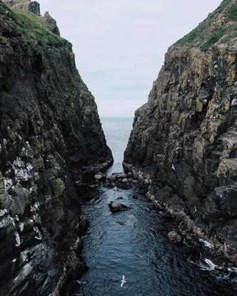И целого мира мало: что делать в одиночестве на Фарерских островах? (фото 16.1)