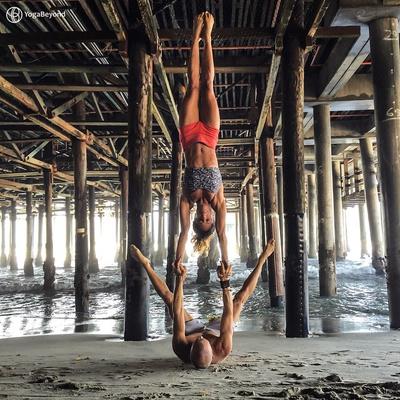 ВСТАЛА В ПОЗУ: 7 мотивирующих йога-аккаунтов   галерея [3] фото [2]