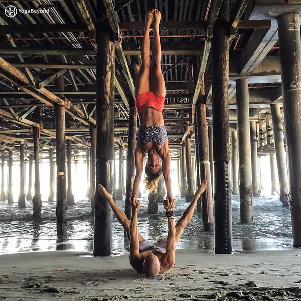 ВСТАЛА В ПОЗУ: 7 мотивирующих йога-аккаунтов | галерея [3] фото [2]