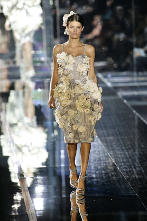 Показ Dolce & Gabbana коллекции сезона Весна-лето 2009 года prêt-à-porter - www.elle.ru - Подиум - фото 81489