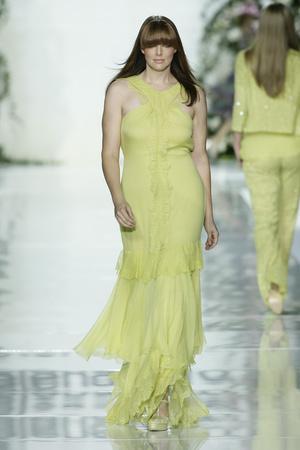 Показы мод Elena Miro Весна-лето 2009 | Подиум на ELLE - Подиум - фото 3360