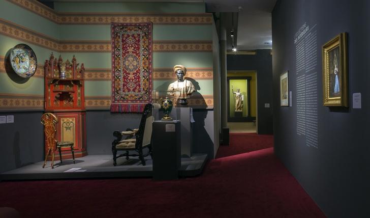 Юбер Ле Галь: мастер превращений (фото 7)