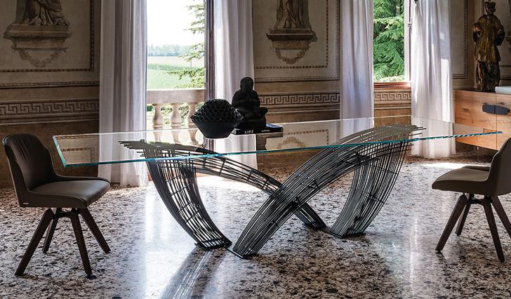 Топ-10: обеденные столы и стулья фото [6]