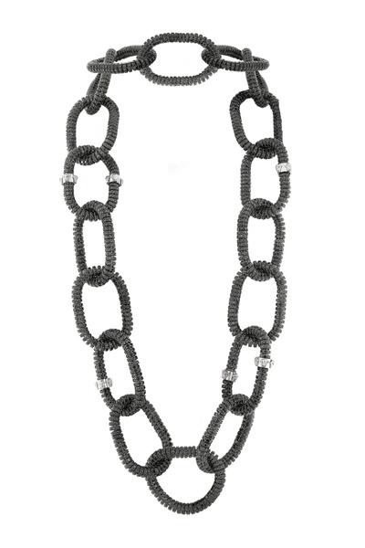 Коллекция ювелирных украшений Atelier Versace осень-зима 2013-2014