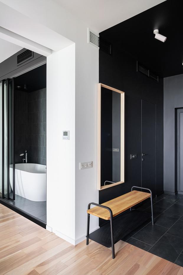 Минималистичная квартира 54 м² в Химках (фото 14)