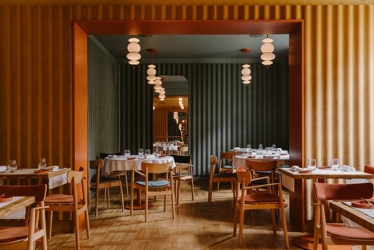 Ресторан Opasly Tom в Варшаве (фото 4)