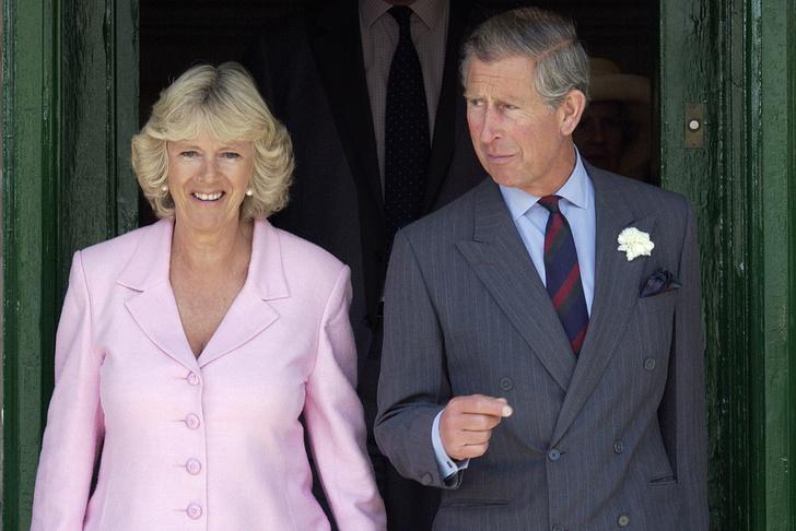 Камилла Паркер-Боулз и принц Чарльз фото