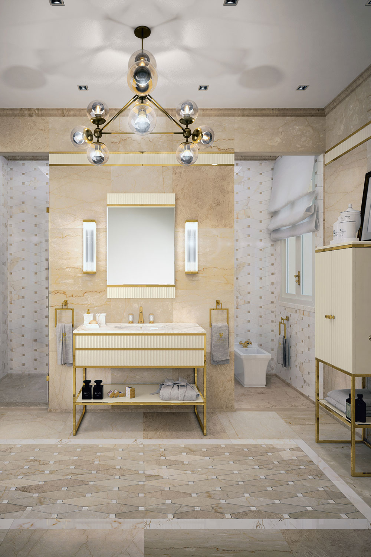 Новая коллекция мебели для ванной Academy от Oasis | галерея [1] фото [5]