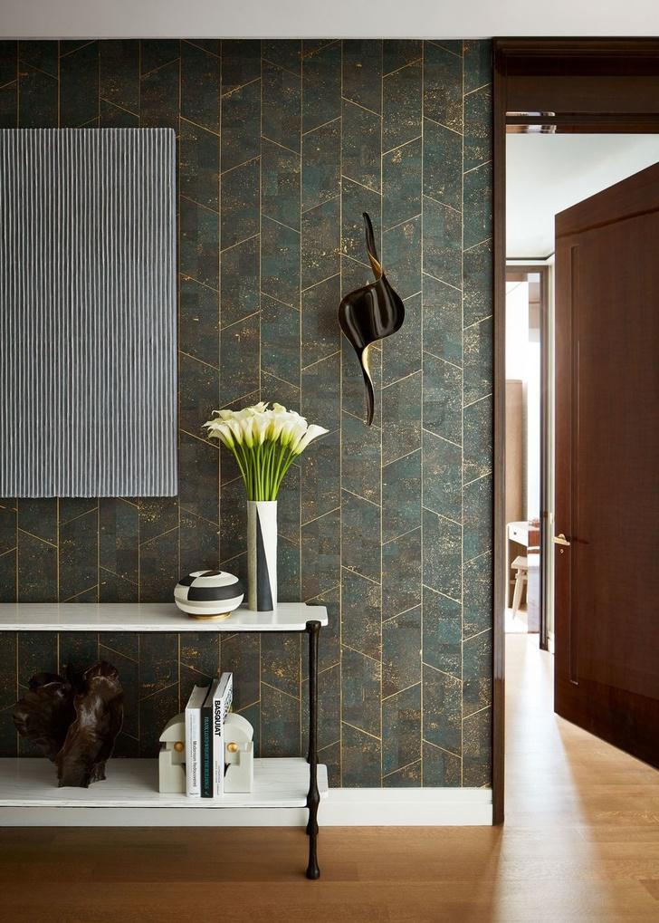 Апартаменты в доме по проекту Жана Нувеля в Нью-Йорке (фото 14)