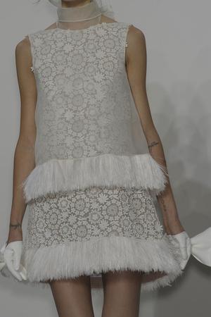 Показ Valentino коллекции сезона Осень-зима 2010-2011 года haute couture - www.elle.ru - Подиум - фото 168370