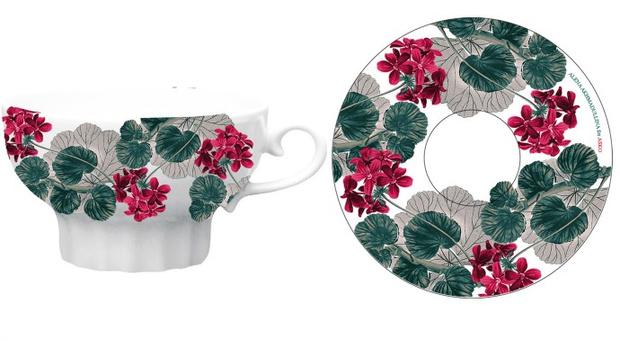 алена ахмадуллина разработала дизайн принтов для посуды asko